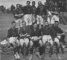 Palntilla del F.C. Barcelona
