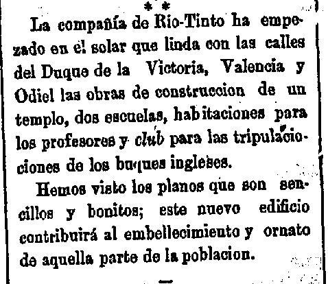 4 de Agosto de 1889. La Provincia