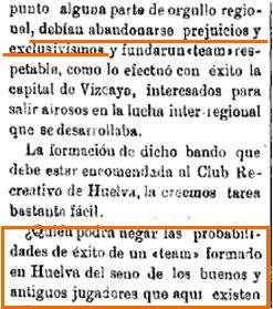 Extracto. 30 de Abril de 1903. La Provincia