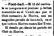 5 de Octubre de 1904. Diario La Provincia