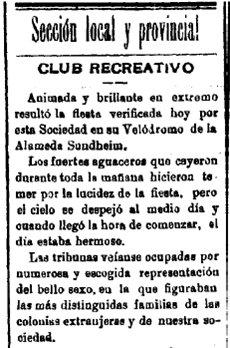 16 Octubre 1904 (La Provincia)