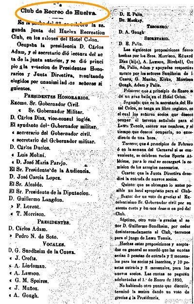 28 de Diciembre de 1889 (La Provincia)