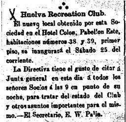 22 enero de 1890. La Provincia