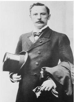 Lic. Rafael Iglesias Castro. Presidente de Costa Rica (1894-1898) y (1898-1902)