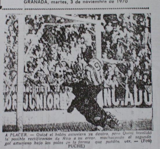 Durante (Foto de Puche en el diario Patria)