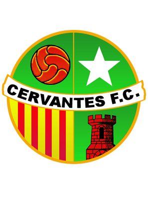 Escudo del Cervantes, club de inspiración republicana, origen del futuro C. D. Castellón.