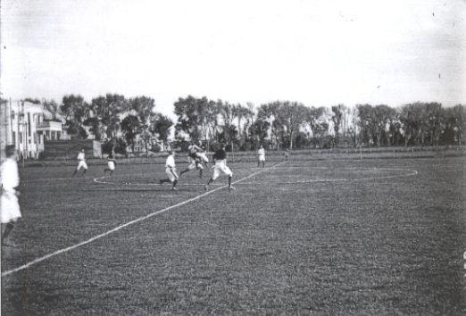 Primer sede del Reforma Athletic Club