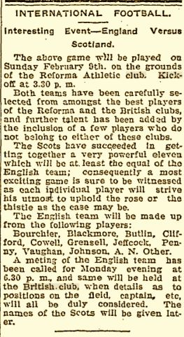 The Mexican Herald 31 de enero 1902.