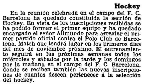 La Vanguardia, 25 de octubre de 1913