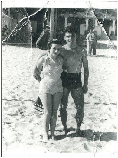 Paco Pitarch y su esposa Montse.