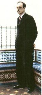 D. Julián Ruete Muniesa (29 de enero de 1887), jugador, entrenador, árbitro y directivo.