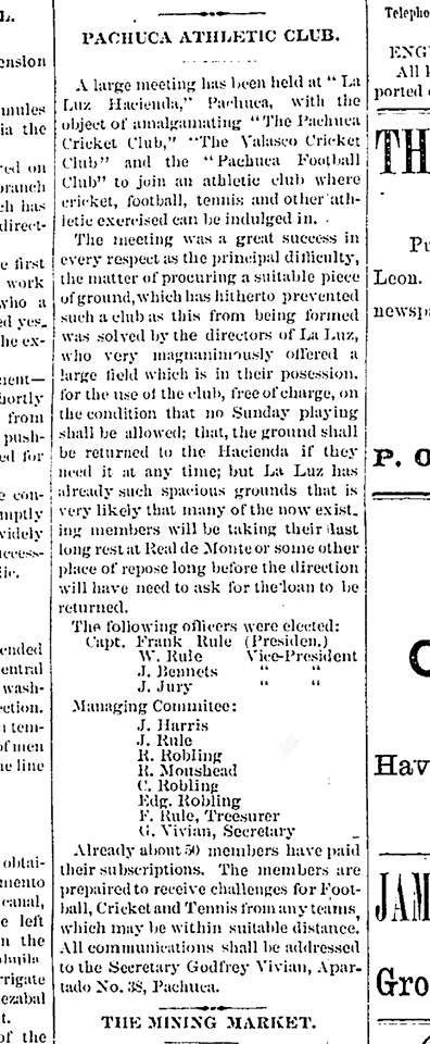 The Mexican Herald 6 de octubre de 1895