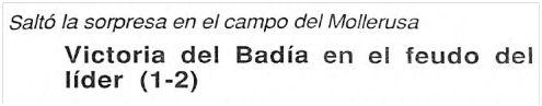 Esportiu Comarcal, núm. 347, 31 noviembre 1987, pág. 3.