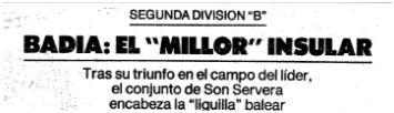 El Mundo Deportivo, 1 diciembre 1987, pág. 22.