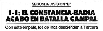 El Mundo Deportivo, 23 mayo 1988, pág. 46.