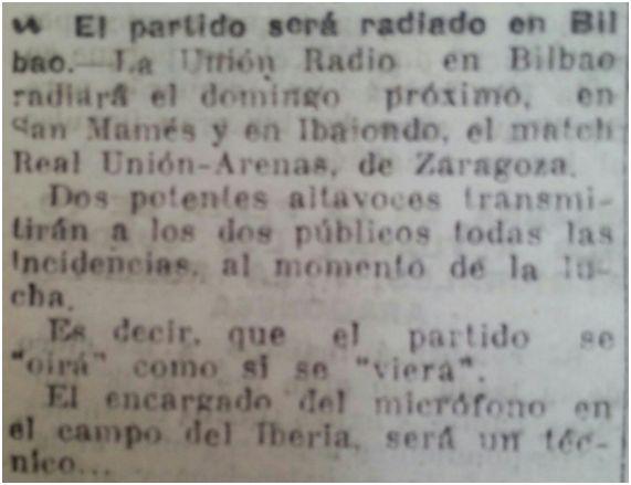 Heraldo de Aragón, 13 de mayo de 1927