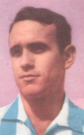 """""""Pipi"""", antes de que el gran presidente Santiago Bernabeu intentase sin éxito convertirlo en Suárez."""