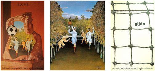 """La dama y el aduanero Rousseau"", de J. Kolar, obra original de Rousseau y ""La red"", de G. Titus-Carmel."
