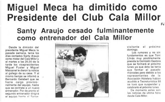 Manacor Comarcal, núm. 416, 19 noviembre 1988, pág. 58.