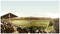 Campo de Les Corts en 1922 (FC Barcelona).