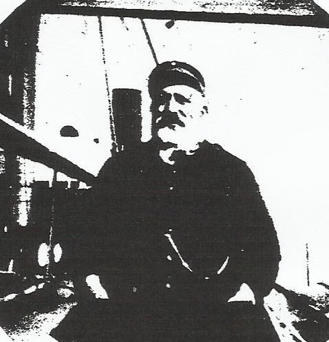 El doctor Gaspar Baldó Galiana (1867-1928) en sus últimos años.