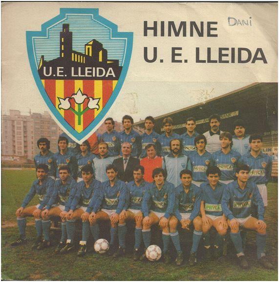 Portada del disco grabado en 1986.