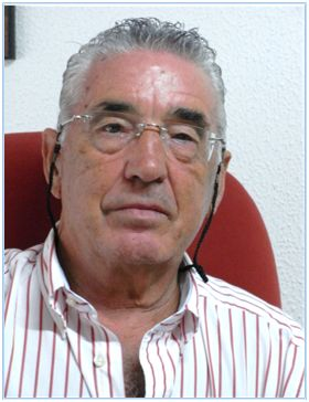 Ángel Caballero Saiz en la actualidad.