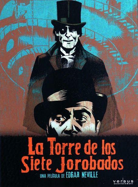 """En """"La Torre de los Siete Jorobados"""", exótica perla de nuestro cine, De Pomés lucía una espléndida caracterización."""