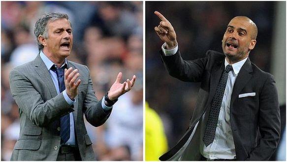 José Mourinho y Pep Guardiola acreditan idéntico porcentaje de victorias en Primera División (76,32%)