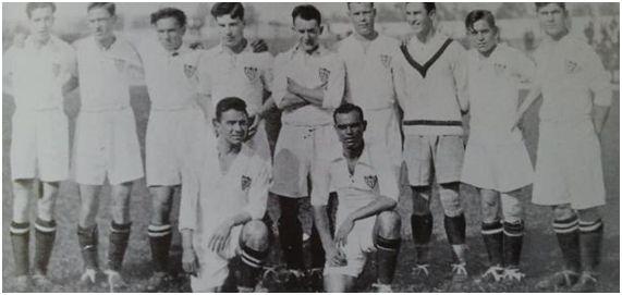 Equipo del Sevilla F.C.
