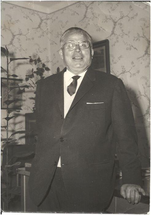 Ramon Vilaltella, presidente del Lleida (1962-67).