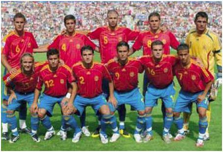 Alineación de España en el Mundial juvenil de Canadá 2007, extraída del Informe Técnico oficial del torneo.