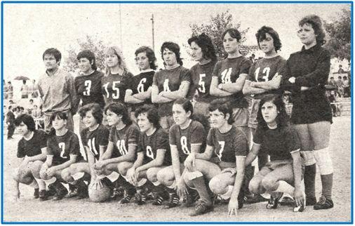 El Olímpico Villaverde, la temporada 1971-72