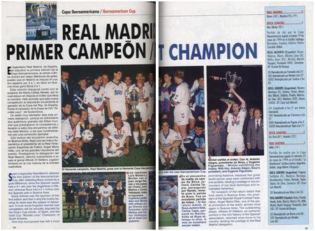 Revista Conmebol nº 35, págs.. 64 y 65