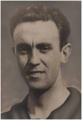 Fuente: Sefutbol.com (1927) Félix Pérez, jugador del Real Madrid F.C.