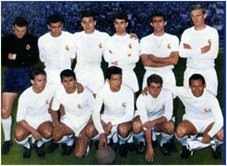 Final Copa de Europa 1966.