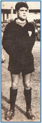 Rodri Domínguez, el sevillano. Como puede apreciarse ni siquiera guardaban el menor parecido físico.