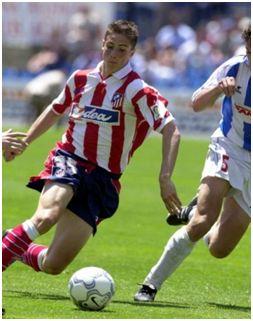 Fernando Torres en su debut