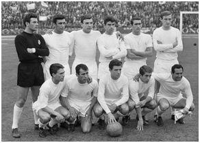 Real Madrid final Copa de Europa 1965-66 (Todos los jugadores nacionales)