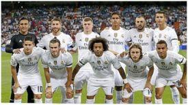 Real Madrid Temporada 2015-16 (10 Jugadores Extranjeros 1 Nacional)
