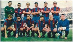 Barcelona F.C. Temporada 1970-71