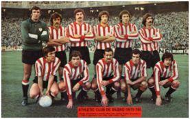 Athletic Club Temporada 1975-76 (Todos los jugadores nacionales)