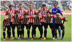 Athletic Club Temporada 2015-16 (1 Jugador Extranjero 10 Nacionales)