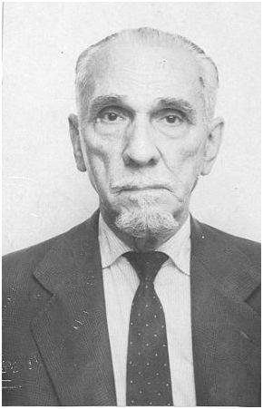 Manuel Amechazurra en 1962