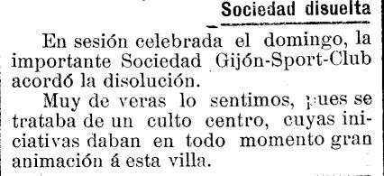 Así se anunciaba en El Popular la noticia de la desaparición de la entidad.