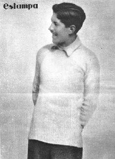 Plácido Buylla, otro de los destacados en los   albores del fútbol astur.