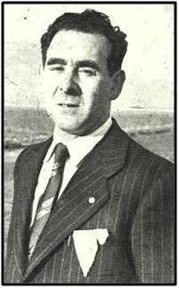 """Luis Fernández García, un """"Campanal"""" más desconocido, futbolista en 1ª y hombre orquesta del deporte."""
