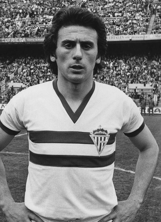Moran autor de dos goles ante el Zaragoza