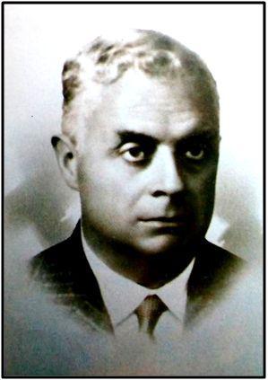 Manuel Castellanos Jaquet, fundador del Bilbao F. C. y presidente con más títulos en la historia del Athletic Club.