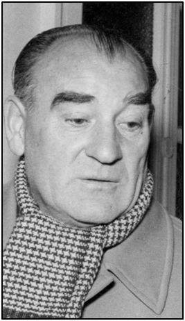 """Ferenc Plattko algunos años después de que parte de la plantilla """"culé"""" enmendase sus alineaciones."""